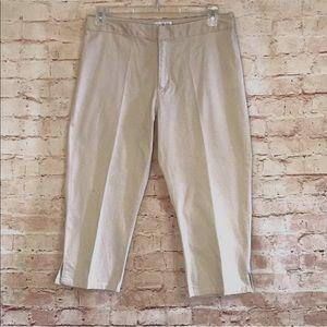 ☀️5/$25 Worthington Petite Stretch Cropped Pants